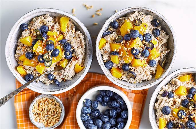 Ingredients for Healthy Breakfast Recipes